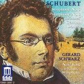 SCHUBERT, F.: Symphonies Nos. 5 and 8 / 6 Deutsche (New York Chamber Symphony, Schwarz) by Various Artists
