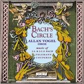 Chamber Music - TELEMANN, G. / BACH, J.S. / COUPERIN, F. / BACH, J.C.F. (Bach's Circle) by Allan Vogel