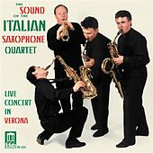 READE, P.: Saxophone Quartet / FRANCAIX, J.: Petit quatuor / NAGLE, P.: Three Shades of Blues / NYMAN, M.: Songs for Tony (Italian Saxophone Quartet) by Italian Saxophone Quartet