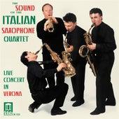 READE, P.: Saxophone Quartet / FRANCAIX, J.: Petit quatuor / NAGLE, P.: Three Shades of Blues / NYMAN, M.: Songs for Tony (Italian Saxophone Quartet) by Italian Saxophone Quartet