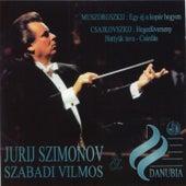Mussorgsky: A Night on a Bare Mountain - Tchaikovsky: Violin Concerto & Chardash from Swan Lake by Yuri Simonov