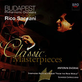 Dvořák - New World Symphony, Scherzo Capriccioso by Budapest Philharmonic Orchestra