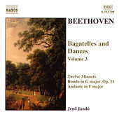 Bagatelles and Dances Vol. 3 by Ludwig van Beethoven