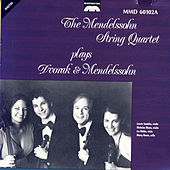 The Mendelssohn String Quartet Plays Dvorak And Mendelssohn by Mendelssohn String Quartet