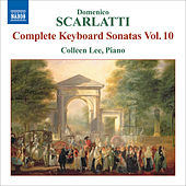 SCARLATTI, D.: Keyboard Sonatas (Complete), Vol. 10 (Colleen Lee) by Colleen Lee