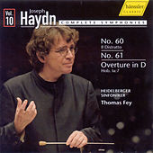 Haydn: Symphonies Nos. 60 & 61, Overture in D Major by Heidelberger Sinfoniker