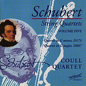 Schubert String Quartets Vol. 5 by The Coull Quartet