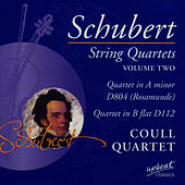 Schubert String Quartets Vol. 2 by The Coull Quartet