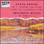 Frank Bridge / Fredrick Delius by Various Artists