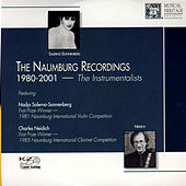 The Naumberg Recordings, 1980-2001: The Instrumentalists, Vol. 2 - Colin Carr by Colin Carr