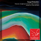 Prokofiev: Symphony, Concerto, Cello Concertino, Sonata For Cello and Piano by Various Artists