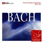 Toccata & Fugue in D minor, BWV 565 by Johann Sebastian Bach