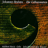 Johannes Brahms: Die Cellosonaten by Bohemian Classic Mix 01