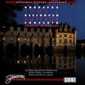 Beethoven: Emperor Concerto/Egmont Overture by Dubravka Tomsic