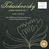 Tchaikovsky: Piano Concerto No. 1 by Emil Gilels
