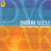 DVORAK: Serenade, Op. 44 / Bagatelles / Czech Suite by Lowell Graham