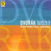 DVORAK: Serenade, Op. 44 / Bagatelles / Czech Suite by Lowell Graham