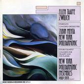 Ellen Taaffee Zwilich: Symbolon/Concerto Grosso by Various Artists