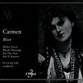 Bizet: Carmen by Shirley Verrett