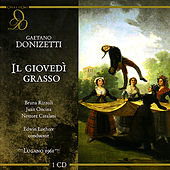Donizetti: Il Grobedi Grasso by The Italian Swiss Radio
