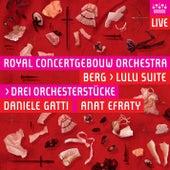 Berg: Drei Orchesterstücke - Symphonische Stücke aus der Oper: