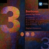 Beethoven: Piano Sonatas by Stephen Kovacevich