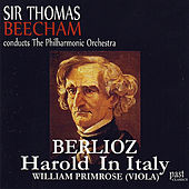 Berlioz: Harold in Italy by William Primrose