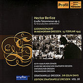 BERLIOZ: Requiem by Keith Ikaia-Purdy