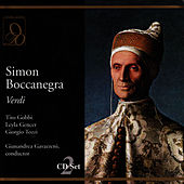 Verdi: Simon Boccanegra by Orchestra of The Vienna State Opera
