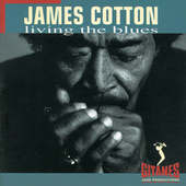 Living The Blues by James Cotton