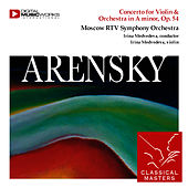 Concerto for Violin & Orchestra in A minor, Op. 54 by Moscow RTV Symphony Orchestra