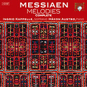 Messiaen Songs (Complete) Part: 1 by Peter Arts