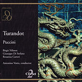Puccini: Turandot by Orchestra of Teatro alla Scala Di Milano