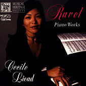 Ravel: Piano Works by Cecile Licad