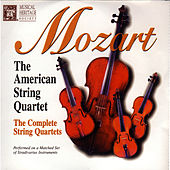 Mozart: The Complete String Quartets by The American String Quartet