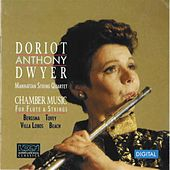 Chamber Music for Flute and Strings by Doriot Dwyer