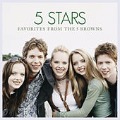 5 Stars- Favorties From The 5 Browns by Various Artists