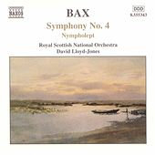 Symphony No. 4, Nympholept by Sir Arnold Bax