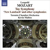 MOZART, L.: Toy Symphony / Symphony in G major,