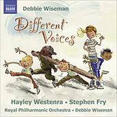WISEMAN, D.: Different Voices (Royal Philharmonic Orchestra, Wiseman) by Hayley Westenra
