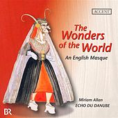 MAYNARD, J.: Wonders of the World (The) (Allan, Jones, Echo du Danube Ensemble) by Miriam Allan