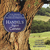 Handel: English Cantatas and Songs by Various Artists