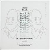 The Complete Symphonies by Antonin Dvorak