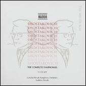 The Complete Symphonies by Dmitri Shostakovich