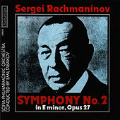 Sergei Rachmaninov: Symphony N 2 in E Minor, Op.27 by Sofia Philharmonic Orchestra