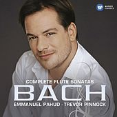 Emmanuel Pahud: Bach Flute and Harpsichord Sonatas by Various Artists