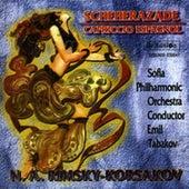 N. A. Rimsky-Korsakov: Scheherazade-Capriccio Espagnol by Sofia Philharmonic Orchestra