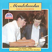 Mendelssohn: Works for Violin and Orchestra by Ivan Zenaty