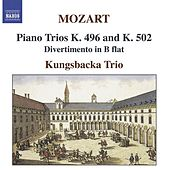 MOZART, W.A.: Piano Trios, Vol. 1: K. 496 and K. 502 (Kungsbacka Trio) by Kungsbacka Trio