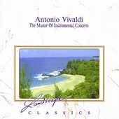 Antonio Vivaldi: The Master Of Instrumental Concerts by Luigi Zanetti Orchestra Da Camera Dell'Arte